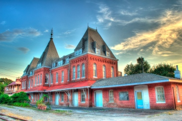 Holly Springs Depot (1886)
