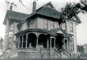 Original Levy House (c. 1900)