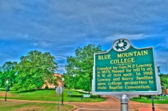 Blue Mountain College (1873)