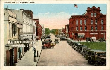 Corinth, Mississippi