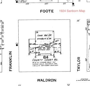 1924 Sanborn Map