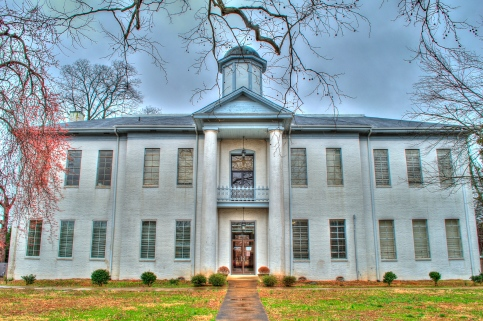 Benton County Courthouse (1873)