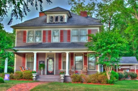 B. G. Jones House (1910)