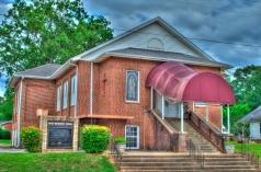 Potts Camp Methodist Church