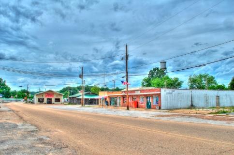 Potts Camp Town Center
