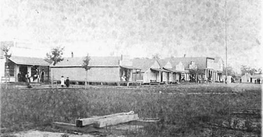 Potts Camp Front Street (1900)