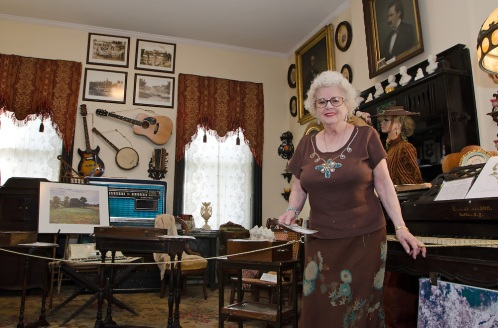 Lois Swaney-Shipp (Founder and Former Curator)