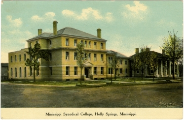 Mississippi Synodical College (1864)
