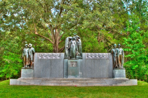 Shiloh N.M.P. (Confederate Monument)