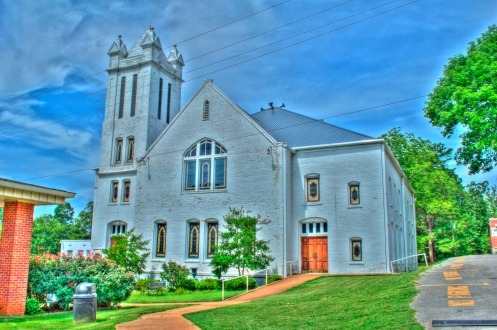 Lowery Memorial Baptist Church (1908)
