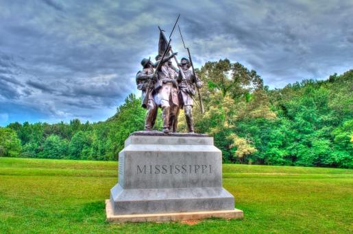Shiloh N.M.P. (Mississippi Monument)