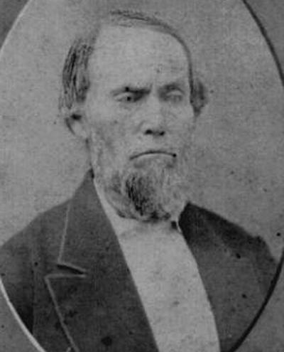 Joel E. Wynne (1812-1885)