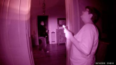 Paranormal Investigation: Davis House