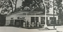Gulf Gas Station (formerly Dougherty Place)