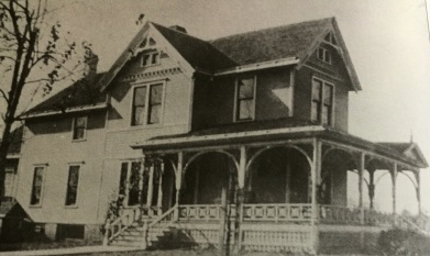 Thorne House (before the fire)