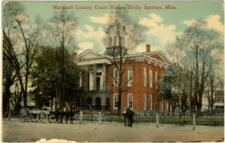Marshall County Courthouse (1870)