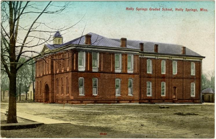 Holly Springs Public School (1915)