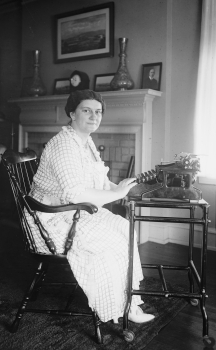Author Frances Parkinson Keyes