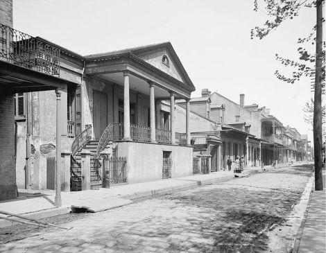 Beauregard-Keyes House (circa 1900)