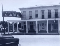 Stafford's Cafe (1940)