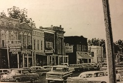 West Holly Springs Square (1940s)