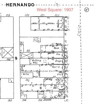 1907 Sanborn Map