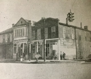 South Holly Springs Square (1940)