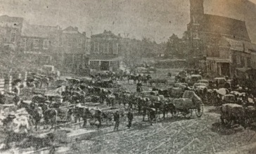 South Holly Springs Square (1890)