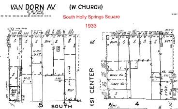 1933 Sanborn Map