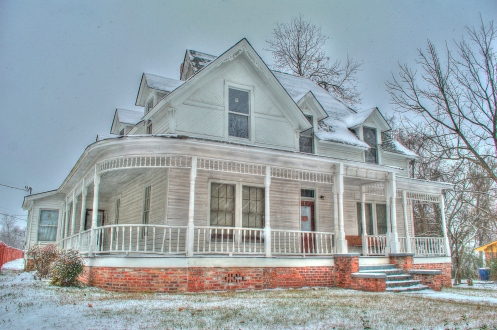 Bessie Jones House (1895)