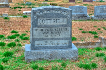 Bishop Cottrell's Grave