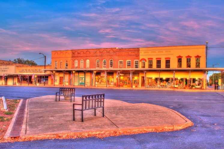 East Holly Springs Square