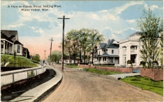 Old Water Valley Hospital (circa 1920)