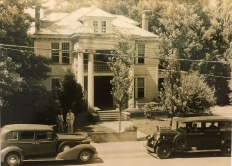 Old Water Valley Hospital (circa 1930)