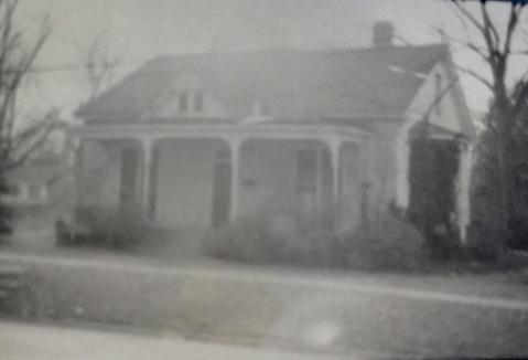 Old Presbyterian Manse (1855)