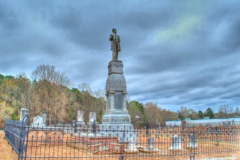 Colonel Falkner's Grave