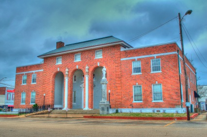 Tippah County Courthouse (1928)