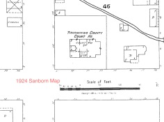 1925 Sanborn Map