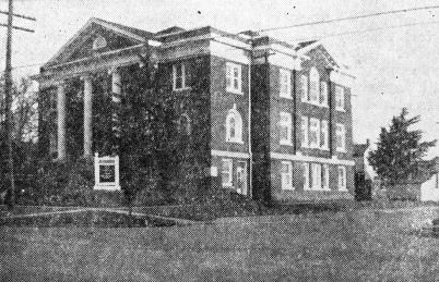 First Baptist Church (1923)